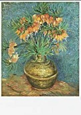 Vincent van Gogh (1853-1890) -van Gogh/Fritillaires..- Dubbele Kaart