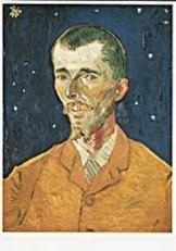 Vincent van Gogh (1853-1890) -van Gogh/Eugene Boch- Dubbele Kaart