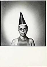 Erwin Olaf (1959) -Olaf / Thea- Dubbele Kaart