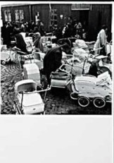 Dolf Kruger (1923-2015) -Schoonh.wedstr.babies- Dubbele Kaart