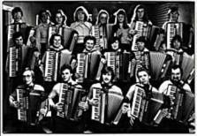 Hans Samsom (1939) -Samsom/ Accordeonvereniging- Dubbele Kaart