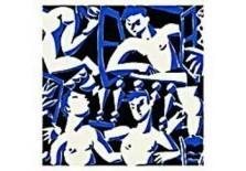 Eddy Varekamp (1949) -Heer kijkt naar bui- Dubbele Kaart