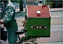Toon Roest (1942-1996) -Kleine verhuizing- Dubbele Kaart