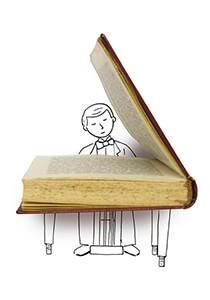 Cintascotch (J. P. Estrella) -A writer is like a pianist- Dubbele Kaart