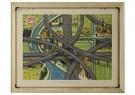 René Jacobs (1969)  -  Het Hollandse polderland, 2016 - Postkaart -  1A00024-1