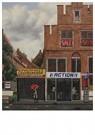 René Jacobs (1969)  -  Het verlopen straatje van Vermeer, 2015 - Postkaart -  1A00026-1