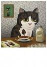 René Jacobs (1969)  -  Melancholicat, 2014 - Postkaart -  1A00043-1