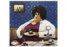 René Jacobs (1969)  -  Miss Candarel, 2012 - Postkaart -  1A00044-1