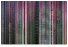 Michael Wolf (1954-2019)  -  Architecture of Density #39, Hong Kong, 2005 - Postkaart -  1A00171-1