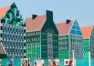 Annette Evertzen (1949)  -  Zaandam - Postkaart -  1C0007-1