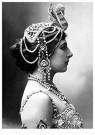 Anoniem  -  Mata Hari (1876-1917), 1910 - Postkaart -  1C0035-1
