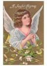 Anonymus  -  Kerstengel (A joyful christmas) - Postkaart -  1C0529-1