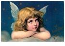 A.N.B.  -  Kerstengel - Postkaart -  1C0646-1
