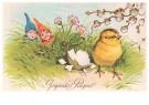 A.N.B.  -  Vrolijk pasen - Postkaart -  1C0839-1