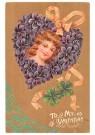 A.N.B.  -  To my valentine - Postkaart -  1C0915-1