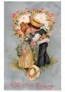A.N.B.  -  A valentine message - Postkaart -  1C0939-1