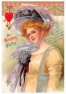 A.N.B.  -  Valentine greetings - Postkaart -  1C0940-1