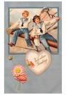 A.N.B.  -  Valentine greetings - Postkaart -  1C0943-1