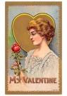 A.N.B.  -  My valentine - Postkaart -  1C0992-1