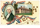 A.N.B.  -  George Washington happy birthday - Postkaart -  1C1050-1