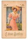 A.N.B.  -  A happy birthday - Postkaart -  1C1075-1