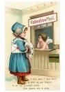 Anonymus  -  Valentine mail - Postkaart -  1C1125-1