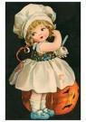 Anonymus  -  Halloween greeting - Postkaart -  1C1313-1