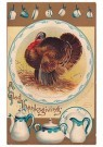 A.N.B.  -  A glad thanksgiving - Postkaart -  1C1356-1