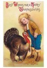 A.N.B.  -  Best wishes for a happy thanksgiving - Postkaart -  1C1431-1
