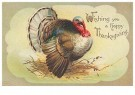 A.N.B.  -  Wishing you a happy thanksgiving - Postkaart -  1C1639-1