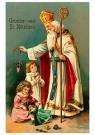 Anonymus  -  Groeten van St. Nikolaas - Postkaart -  1C1810-1
