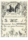 Anonymus  -  Klop, klop, klop! Dat's Sinterklaas - Postkaart -  1C1828-1