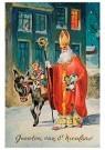 Anonymus  -  Groeten van St. Nicolaas - Postkaart -  1C1855-1