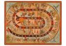 Anonymus  -  Oud Sinterklaas spel - Postkaart -  1C1869-1