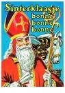 Anonymus  -  Sinterklaas en zwarte piet - Postkaart -  1C1904-1