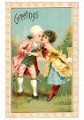 Anonymus  -  Valentine greetings - Postkaart -  1C1936-1