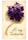 A.N.B.  -  To my valentine - Postkaart -  1C1939-1