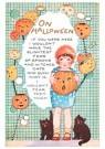 A.N.B.  -  On halloween - Postkaart -  1C1997-1