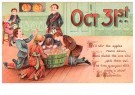 A.N.B.  -  Oct 31st - Postkaart -  1C2011-1