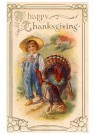 A.N.B.  -  A happy thanksgiving - Postkaart -  1C2052-1
