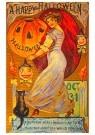 Anonymus  -  A happy halloween - Postkaart -  1C2062-1