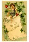 A.N.B.  -  To my valentine - Postkaart -  1C2077-1