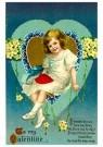 A.N.B.  -  To my valentine - Postkaart -  1C2082-1