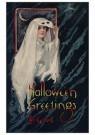 Anonymus  -  Halloween greetings - Postkaart -  1C2094-1