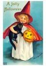 Anonymus  -  A jolly halloween - Postkaart -  1C2096-1