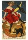 A.N.B.  -  Halloween greetings - Postkaart -  1C2110-1