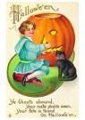 Anonymus  -  Halloweenwens - Postkaart -  1C2115-1