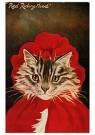 A.N.B.  -  Katje in een kerstpak - Postkaart -  1C2117-1