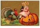 Anonymus  -  A joyous thanksgiving - Postkaart -  1C2144-1