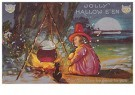 Anonymus  -  Jolly halloween - Postkaart -  1C2165-1